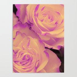 Romantic roses(5). Poster