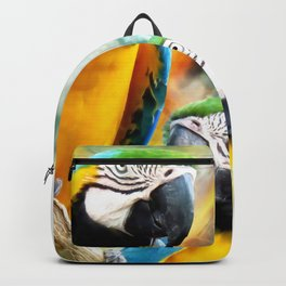 Macaw friends Backpack