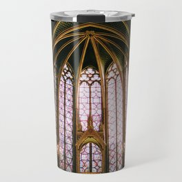 Stained Glass - film Travel Mug