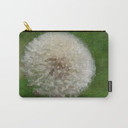 Dandelion Ballerina Carry-All Pouch