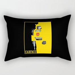 Carface Rectangular Pillow
