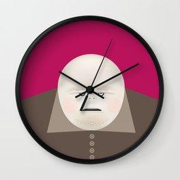 DON CICCIO Wall Clock