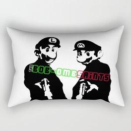 The Bob-Omb Saints Rectangular Pillow