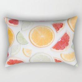 citrus fresh Rectangular Pillow