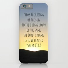 From the Rising of the Sun Slim Case iPhone 6s