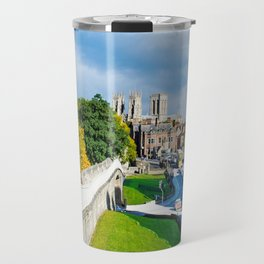 York Walls and Minster Travel Mug