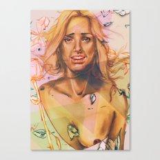 Outro Canvas Print