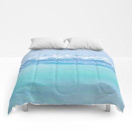 Kapukaulua Pure Blue Surf Comforters