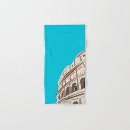 Rome, Italy Colosseum Hand & Bath Towel