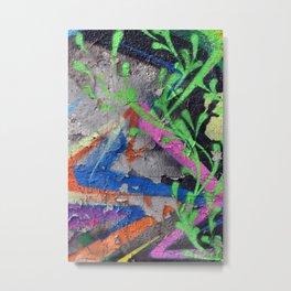 Color Entropy III Metal Print