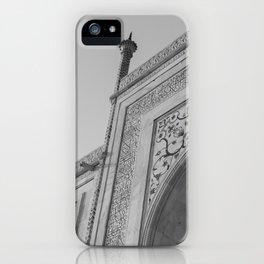 Mahal dreams iPhone Case