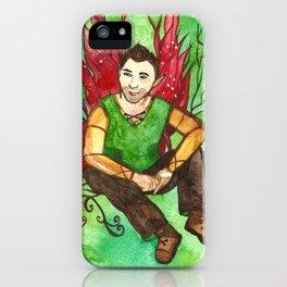 Eiran The Irish Fairy iPhone Case