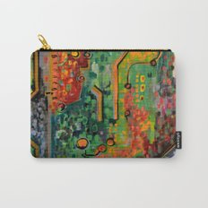 Interconnectedness Carry-All Pouch