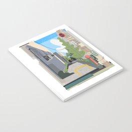 Japan Still Life 003   路地 Notebook