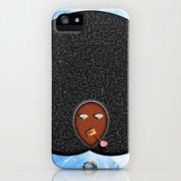 B Woman iPhone Case