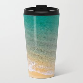 Tropical Paradise Travel Mug
