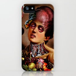 Sebastian martyr iPhone Case
