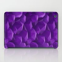 geode iPad Cases featuring Geode by Screen Candy