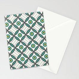 Scandinavian pattern2 Stationery Cards