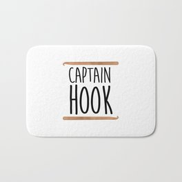 Captain Hook Bath Mat