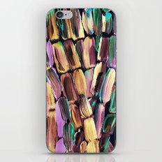 Neon Nighttime Sugarcane iPhone & iPod Skin