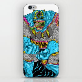 DARK MONSTER iPhone Skin