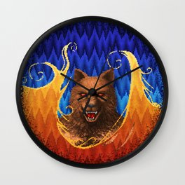 Beast Alterations - Rise From Your Grave Wall Clock