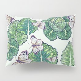 butterflies in the garden Pillow Sham