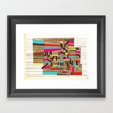 - architecture#02 - Framed Art Print