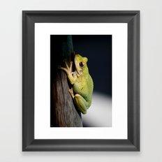 Stuck Like Glue Framed Art Print