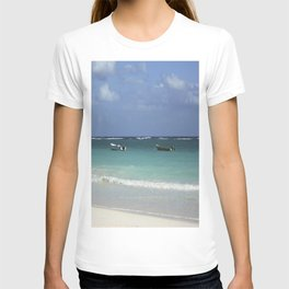 Carribean sea 12 T-shirt