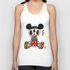 Waiting for you Unisex Tank Top