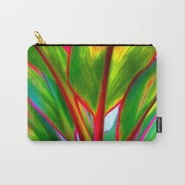 Ti Leaf Series #4 Carry-All Pouch