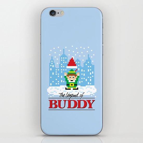 The Legend of Buddy iPhone & iPod Skin