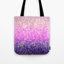Glitter Graphic Background G104 Tote Bag