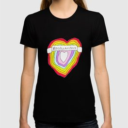 Heart of Miscellaneous T-shirt