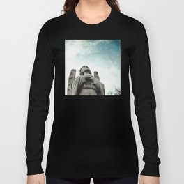 Stone Angel Long Sleeve T-shirt
