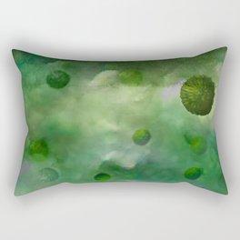 Aquatic Forest (Aquatic Creature) Rectangular Pillow