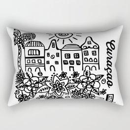 Curacao Handelskade 1 Rectangular Pillow