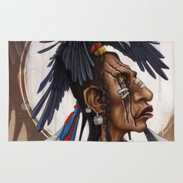 Medicine Crow Rug