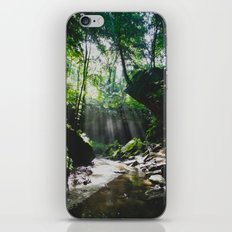 Streams of Light iPhone & iPod Skin