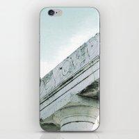 roman iPhone & iPod Skins featuring roman Ruin by Upperleft Studios