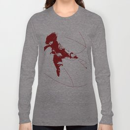 Mikasa Ackerman Long Sleeve T-shirt