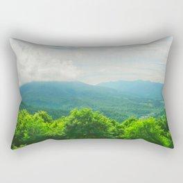 Appalachian Outlook Rectangular Pillow