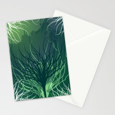 Green Rootz  Stationery Cards