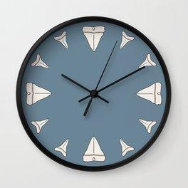 Sherk Teeth Wall Clock
