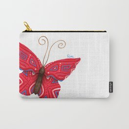 Mariposa Panama Carry-All Pouch