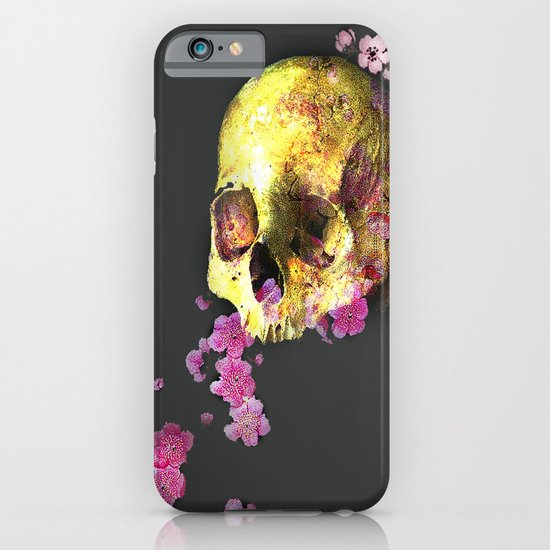 SKULL 3 iPhone & iPod Case