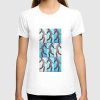 wooden T-shirts featuring Wooden Women by theartistmakena