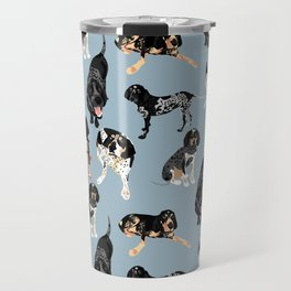 Bluetick Coonhounds Travel Mug